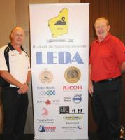 John Roche and Ron Vincent from Leda
